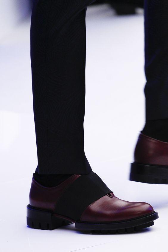 какая обувь в моде осенью