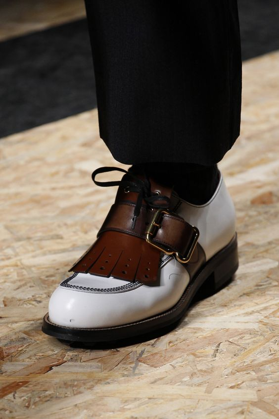 мужская мода обувь осень зима 2016 2017