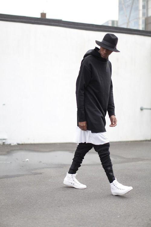 Каую одежду выбирать высоким мужчинам?