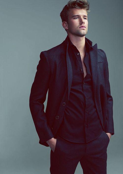 Правила стиля для высоких мужчин