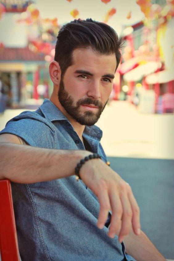 правила ухода за бородой
