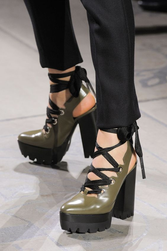Обувная мода 2016 2017