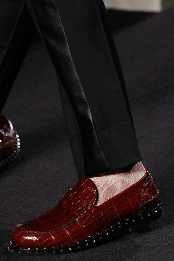 обувь мужская осень зима