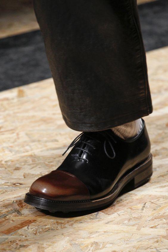 модная мужская обувь осень зима 2016 2017