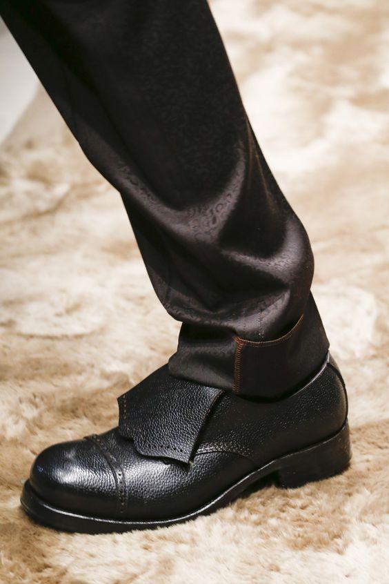 Какие ботинки в моде