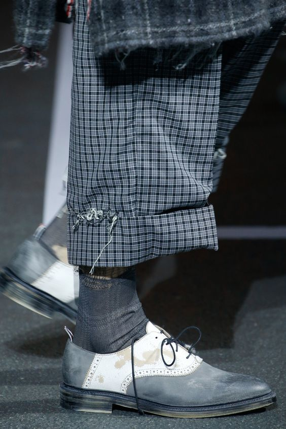 мода мужская обувь