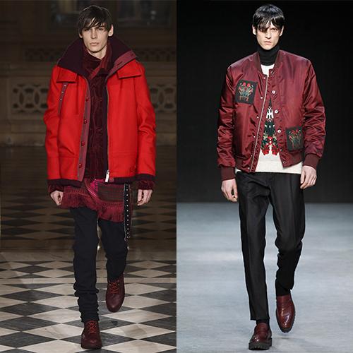 Модные цвета для мужчин осень зима 2016 2017