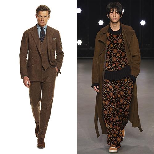 Модные принты мужская мода 2016 2017