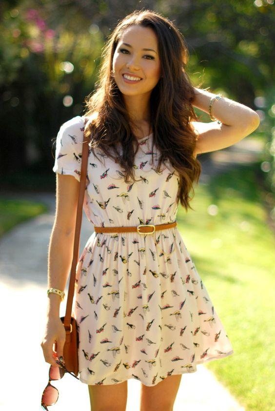 Платья летние легкие