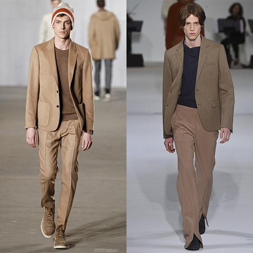 Мужская моде 2016 2017 осень и зима