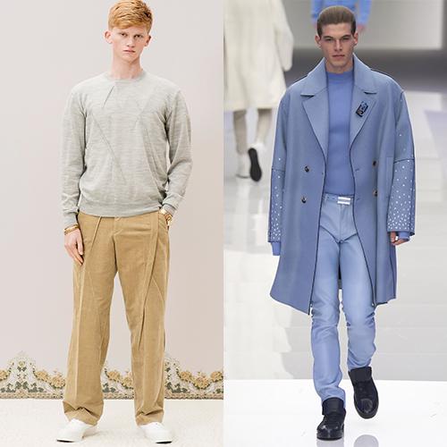 Мода для мужчин осень зима 2016 2017