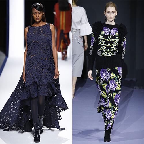 Модные расцветки осень зима 2016 2017