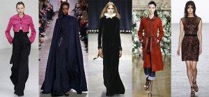 Женская мода осень-зима 2016-2017