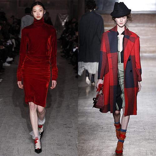 Женская мода осень зима 2016 2017