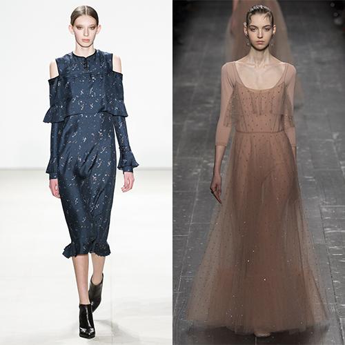 Мода осени и зимы 2016