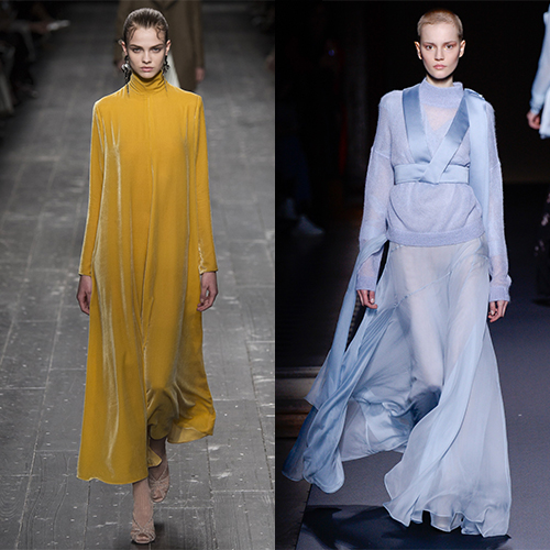 Тенденции моды осень 2016 зима 2017