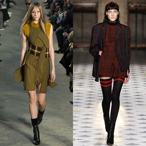Мода осень зима 16 17
