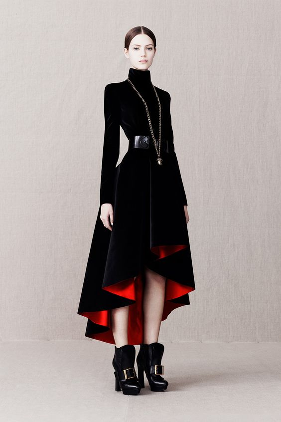 Готичный стиль в одежде