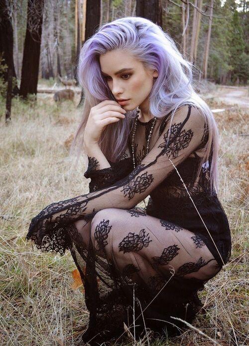 Готический стиль одежды