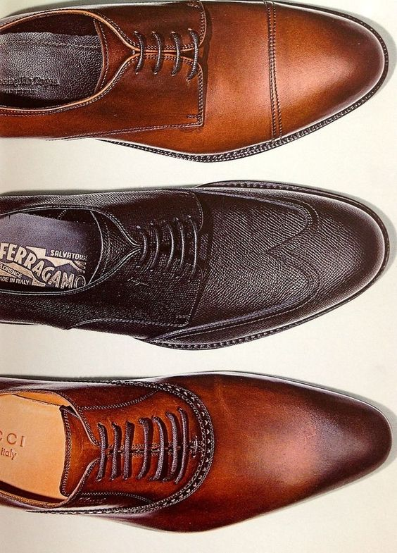 какая обувь должна быть у мужчины