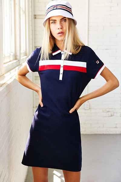 Одежда в спортивном стиле женская примеры фото