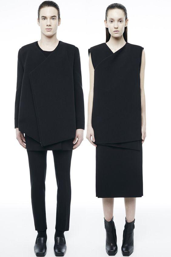 Стиль унисекс фото примеры одежды