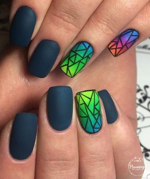Как ухаживать за нарошенными ногтями