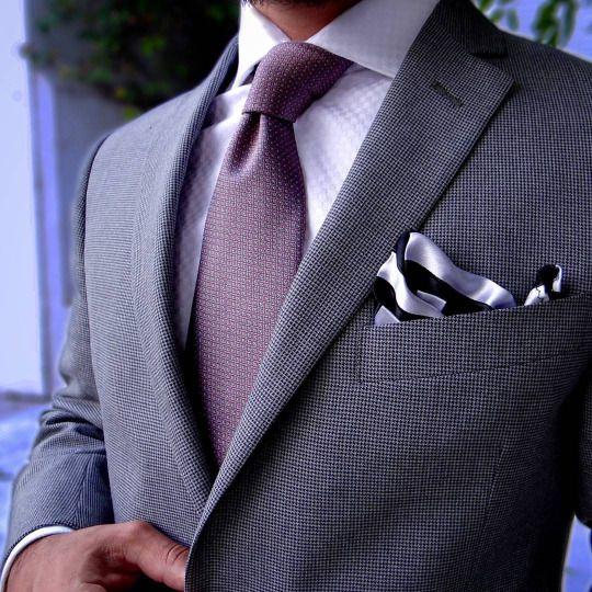 Мужской деловой стиль в одежде