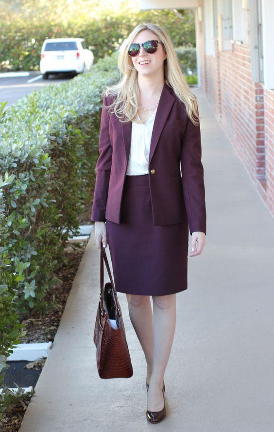 Правила женского делового стиля
