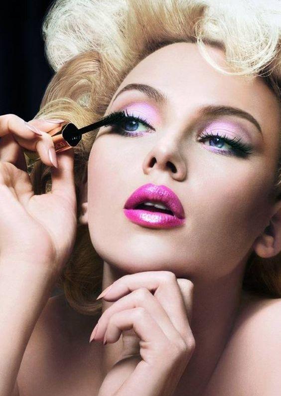Как накраситься в стиле Барби фото