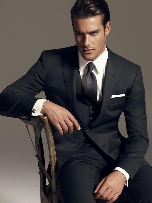 Правила мужского делового стиля одежды