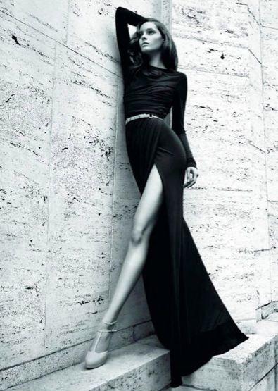 Платья в стиле слинки