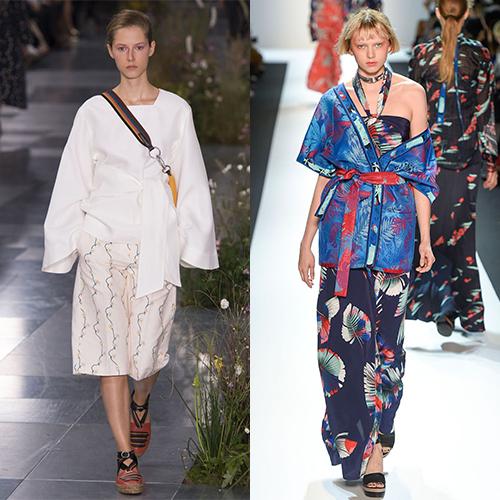 Мода весна лето 2017