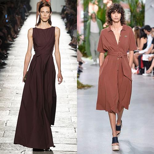 Модные вещи весна лето 2017