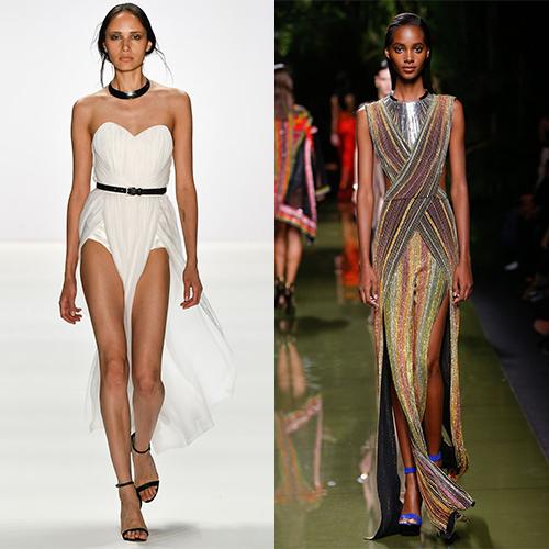 Тенденции моды весна лето 2017