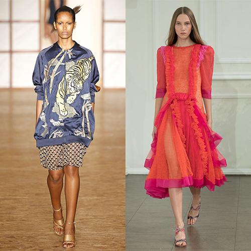 Модные тенденции весна лето 2017