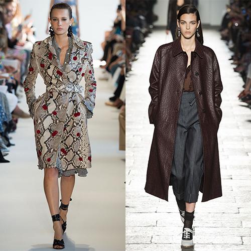 Модные вещи весна 2017