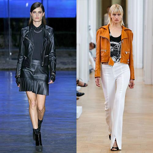 Модные женские куртки весна лето 2017