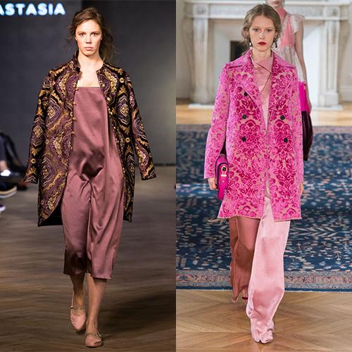 Модные пальто весна лето 2017