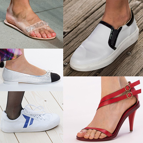 Тренды обувь лето 2017