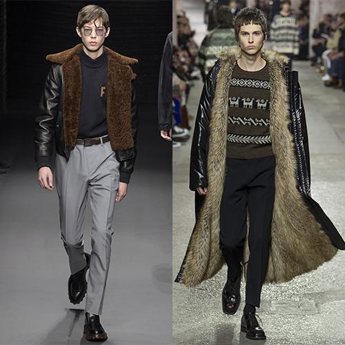Мужская мода осень зима 2017 2018