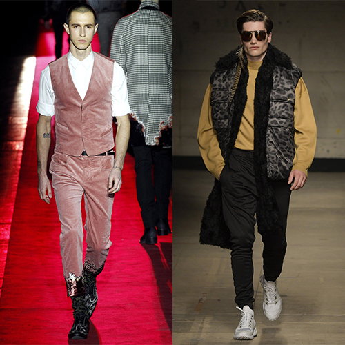 Мужская мода осень зима 2017 2016