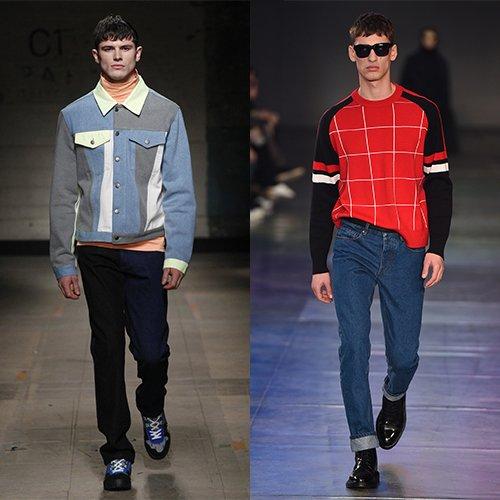 Мужская мода осень зима 17 18