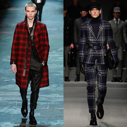 Мода для мужчин 2017 2018 зима осень