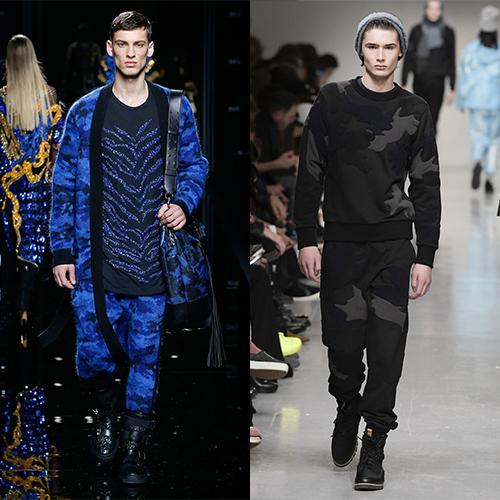 Мода для мужчин на осень и зиму 2017 2018