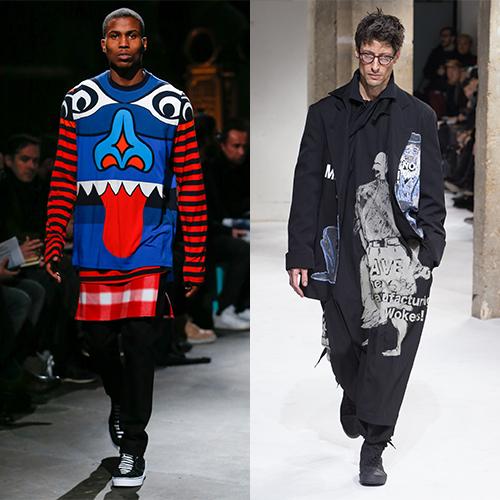 Мода в мужской одежде 2017 2018 осень и зима