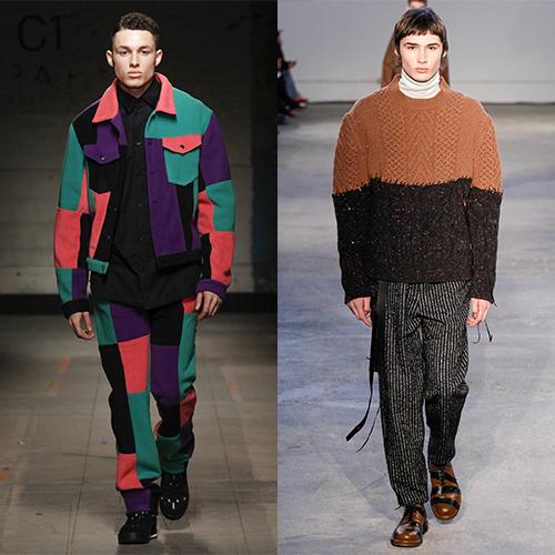 Мужская мода осень-зима 2017 2018