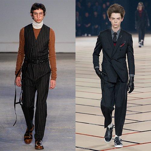 Мужская мода осень и зима 2017 2018