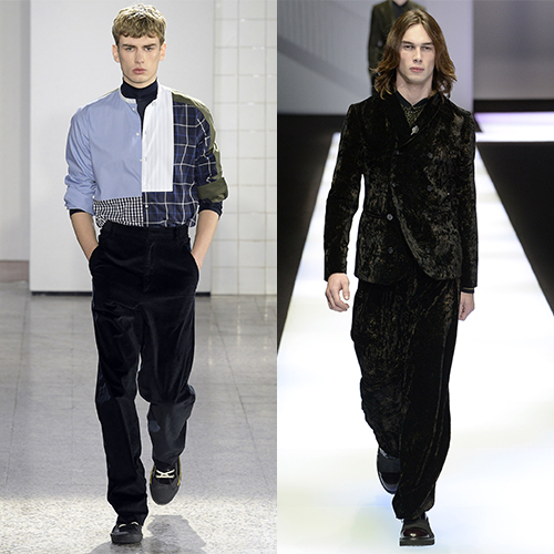 Мужская мода осень/зима 17 18