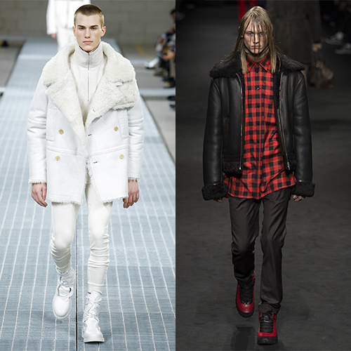 Мужская мода 2017 2018 осень зима
